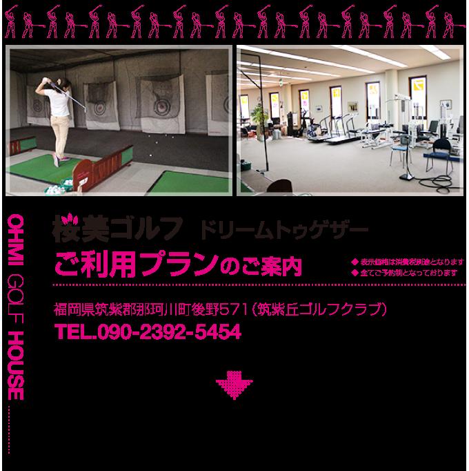 ゴルフ クラブ ショット ドリーム 静岡 浜松
